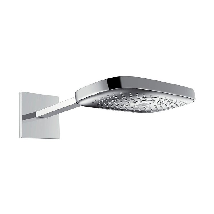 26468000 Верхний душ Hansgrohe Raindance Select E, 300 x 190 мм цвет-хром