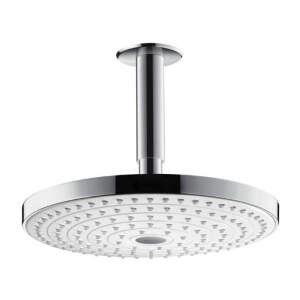 26467400 Верхний душ Hansgrohe Raindance Select S, 300 мм, цвет-белый/хром